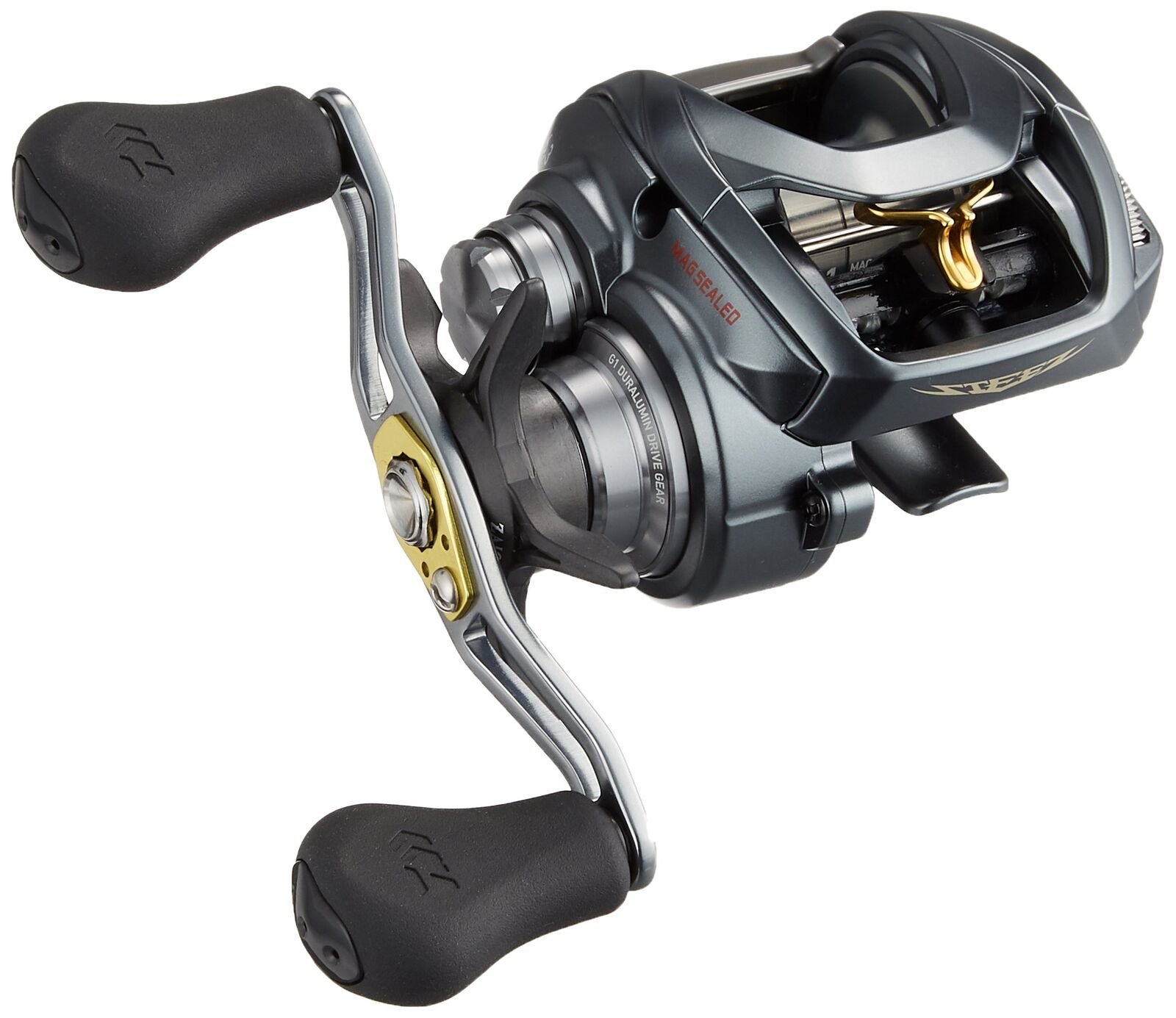 Daiwa STEEZ A TW 1016H Right handle Bait Casting reel from Japan New