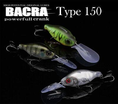GAN CRAFT BACRA 150 POWERFULL CRANK