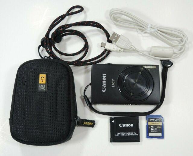 Canon PowerShot ELPH 110 Digital Camera Memory Card 2 x 32GB Secure Digital High Capacity Memory Cards SDHC 2 Pack