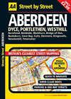 AA Street by Street Aberdeen by Aa, Automobile Association, AA Publishing (Paperback, 2004)