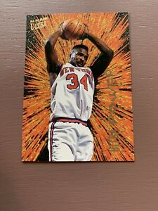 1994-95-Fleer-Ultra-Charles-Oakley-Ultra-Power-7-Great-Condition