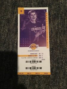 Lakers-Lebron-James-Passes-Jordan-Full-Unused-Ticket-March-6-Staples-Center