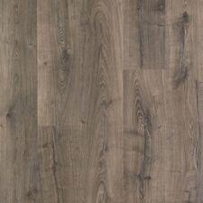 Laminate Wood Flooring Vintage Pewter Oak Neutral Tone Home Decor Wear Protected