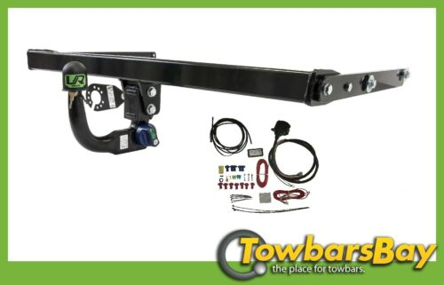 AHK Vertikale Anhängerkupplung 7p E-Satz Kit BMW 5 Ser Touring B61 04-10 0602/_B2