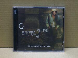 ADRIANO-CELENTANO-C-039-E-039-SEMPRE-UN-MOTIVO-CD-DVD-ORIGINAL-NUOVO