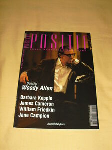 POSITIF-N-444-Fevrier-1998-Woody-Allen-Barbara-Kopple-James-Cameron