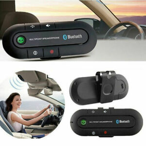 Details about Wireless Bluetooth Speaker Car Hands-free Speaker kit for All  Phones & iPhone