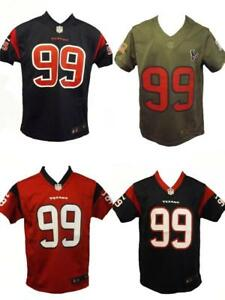 New JJ Watt  99 Houston Texans YOUTH Sizes S-M-L-XL Nike Jersey  70 ... bc524a8ec