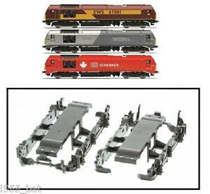 Nuevo-Original-Hornby-REPUESTOS-x6505-Class-67-Bogie-Marco-Paquete-asambleas-x-2
