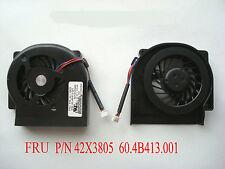 IBM ThinkPad lenovo x60s x61s x60 x61 ventilador FAN mcf-w03pam05 FRU 42x3805 radiador