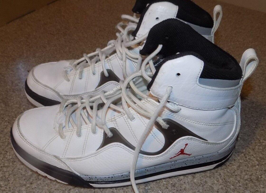 Hombre nike Jordans Blanco Trimed en gris liquidacion talla 9 Venta de liquidacion gris de temporada 16fc71