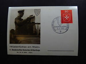PC Postkarte Bundespost Malteser Hilfsdienst Köln 1969 Deutsches Afrika-Korps - Alteveer Gn, Nederland - EBay PC Postkarte Bundespost Malteser Hilfsdienst Köln 1969 Deutsches Afrika-Korps 640453JS Please look at the photos because they are part of the description! Anything which is not visible on the photos and I did not write about - Alteveer Gn, Nederland