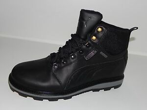 8495fbe5b12 PUMA Tatau Fur GORE-TEX Men s Boots 361194 02(Size 10)
