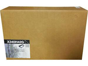Lexmark X340H42G Photoconductor Unit Genuine OEM Original