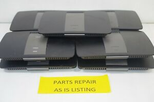 Lot-of-9-Linksys-AC1600-4-Gigabit-Ethernet-Smart-Wi-Fi-Dual-Band-Router-EA6400