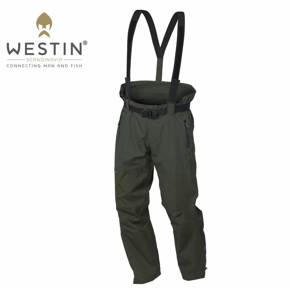 Westin w4 2layer Pant Leaf verde tuttiwetter Pantaloni Impermeabile 10000mm tutte le taglie