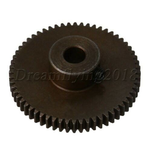 45# Steel 60T Worm Wheel Motor Gear 0.5 Modulus 31x10x5mm for DIY Accessory