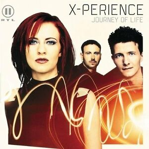 X-Perience-Journey-of-life-2000-CD