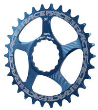 New Race Face Cinch Direct Mount Narrow-Wide 26T Blue 10s//11s Chainrings