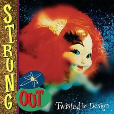 STRUNG OUT - TWISTED BY DESIGN (REISSUE)  CD NEU