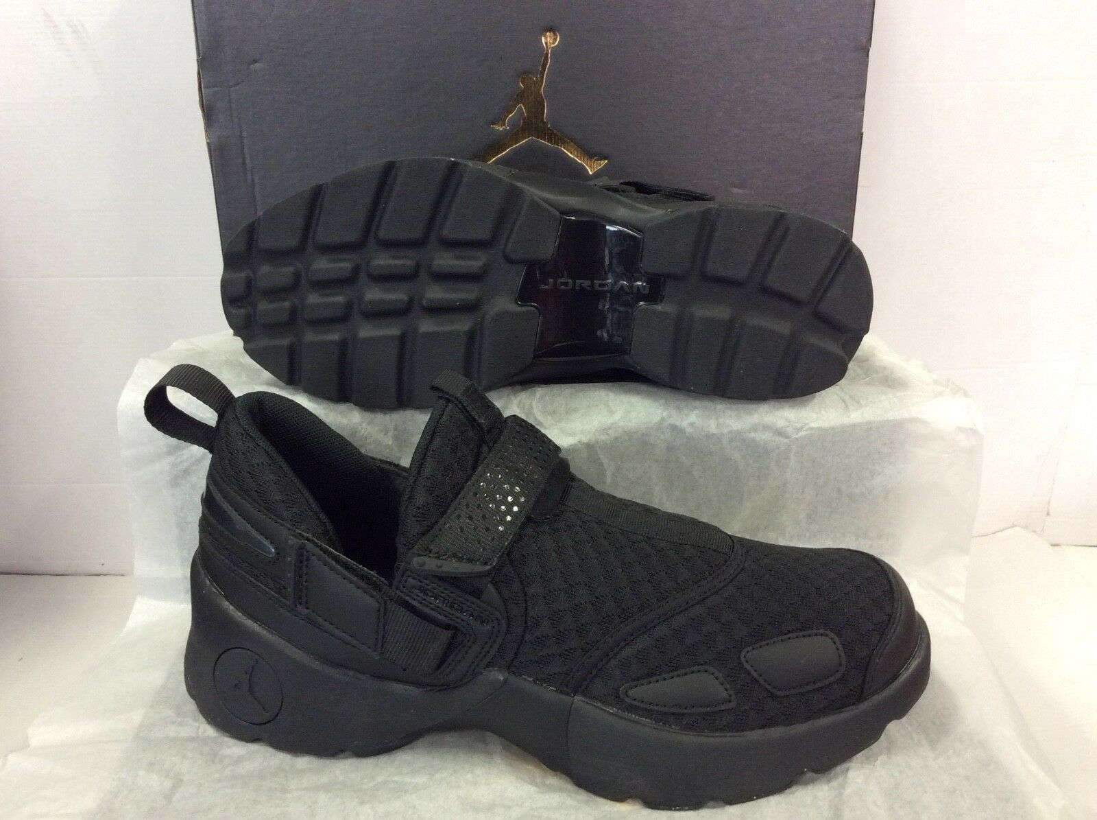 info for cf7f9 883ad NIKE JORDAN TRUNNER Lx Black 's Trainers, taille taille taille / f419e5