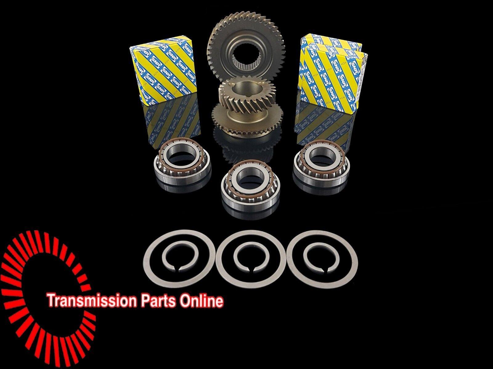 Fiat M20 /& M32 55mm Uprated SNR Top 3 Casing Bearings EC42192 /& EC42193