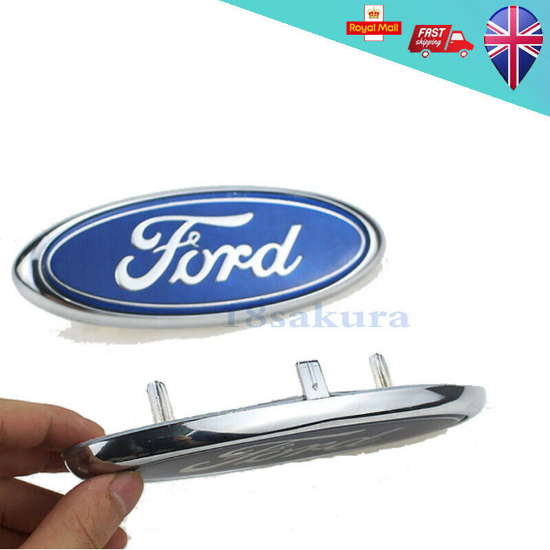New 1779943 Genuine Ford Mondeo 2007 Onwards Rear Ford Oval Badge