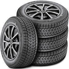4 Tires Bridgestone Blizzak Dm V2 23570r16 106s Studless Snow Winter Fits 23570r16