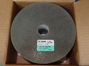 "5 pcs Standard Abrasives Brite Rite 2/"" x 3//4/"" x 1//4/"" Hole Unitized Wheels 881120"
