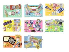 Megahouse miniatures Polar Bear Ice Creams #1-8,1:6 Barbie re-ment kitchen foods