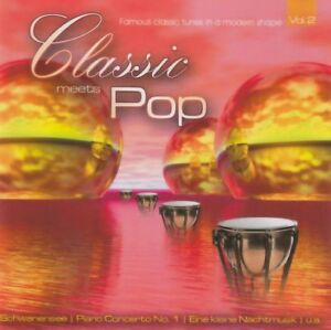 Classic meets Pop - Famous classic tunes in a modern shape vol. 2 - CD - - Zweibrücken, Deutschland - Classic meets Pop - Famous classic tunes in a modern shape vol. 2 - CD - - Zweibrücken, Deutschland