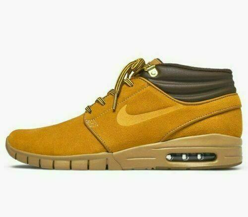 SB Stefan Janoski Max Mid Premium Men's Skate Shoe en 2019