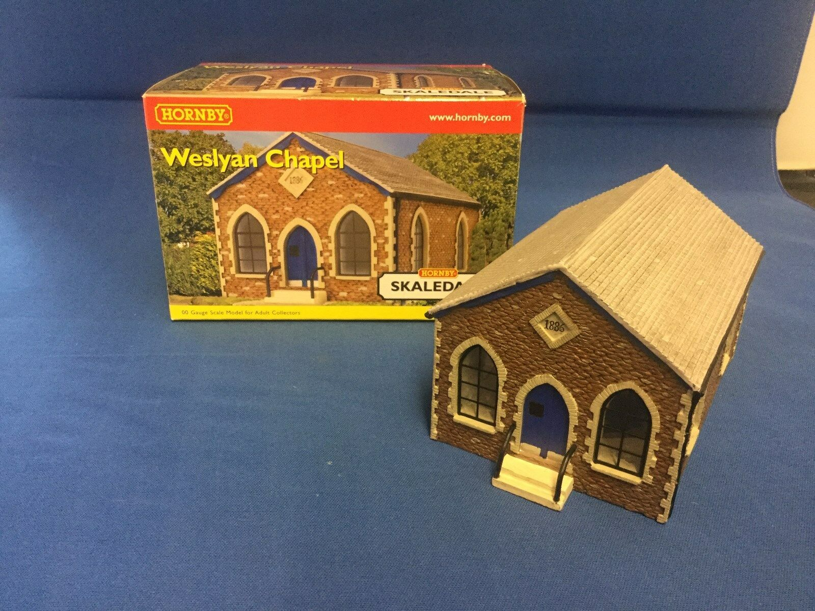 Hornby Skaledale Building Weslyan Chapel Item Number R8565  Boxed