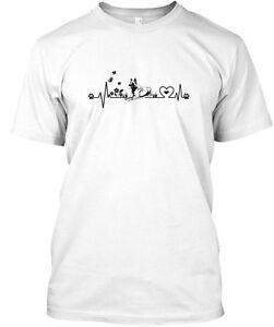 Belgian-Malinois-Heartbeat-Hanes-Tagless-Tee-T-Shirt
