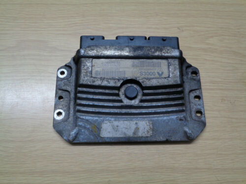 RENAULT MEGANE ENGINE ECU 21584288-2A 3350 110927 8200321263 8200298457 S3000