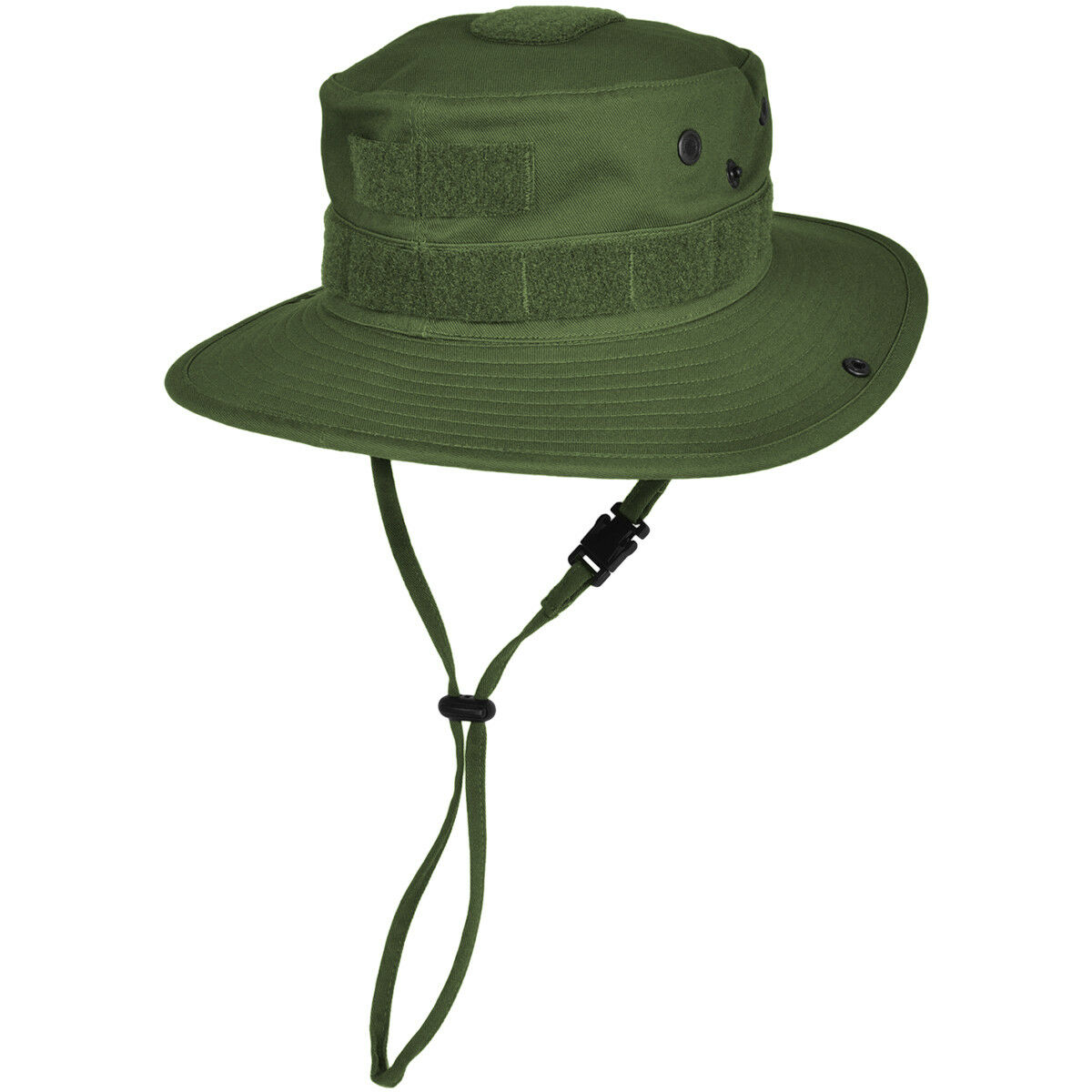Hazard 4 SunTac Sun Hat Jungle Ripstop Military Army Mens Patrol Boonie OD Green