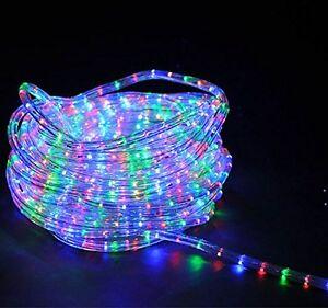 5m cadena luces led navidad manguera decoracion luz - Tipos de luces led ...