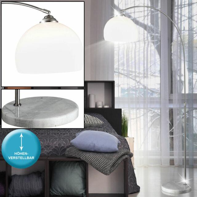 LED Tisch Leuchte Arbeits Zimmer Steh Stand Lampe Lese Licht Höhe verstellbar
