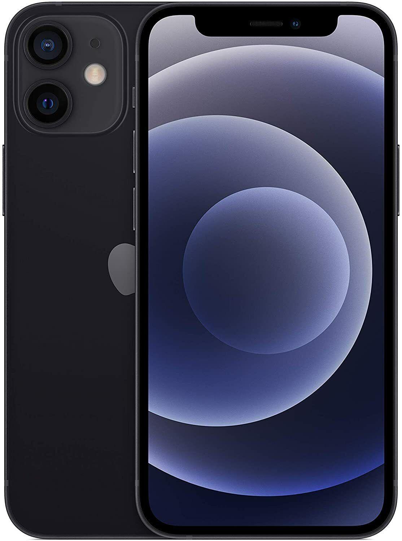 iPhone: Smartphone Apple iPhone 12 mini (128GB) Nero Black 5.4″ Pollici IOS 14