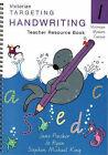 Targeting Handwriting: Year 1 Teacher Resource Book by Jane Pinsker (Paperback, 2004)