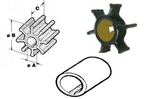 CEF Impeller 500369 als Ersart für OMC-Johnson-Evinrude 382221