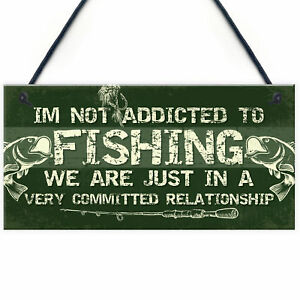 Image Is Loading Funny Fishing Gifts Plaque Perfect Birthday Christmas