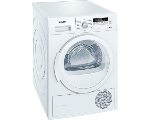 Siemens wt w eek a wärmepumpentrockner weiß ebay