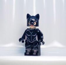 A1250 Lego CUSTOM PRINTED 1989 Tim Burton BATMAN MOVIE CATWOMAN MINIFIG penguin