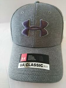 Image is loading New-Under-Armour-UA-Classic-Fit-Mens-Hat- 39ffe15377b