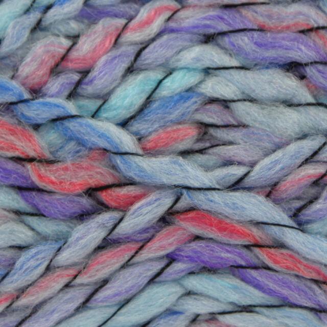 Blue Bayou - 85 King Cole Gypsy Super Chunky Knitting Wool 100g Ball Soft Acrylic Yarn