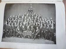 Livre d' or de l' Harmonie gauloise 1860-1935