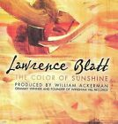 The Color of Sunshine * by Lawrence Blatt (CD, Apr-2009, Lmb Music)