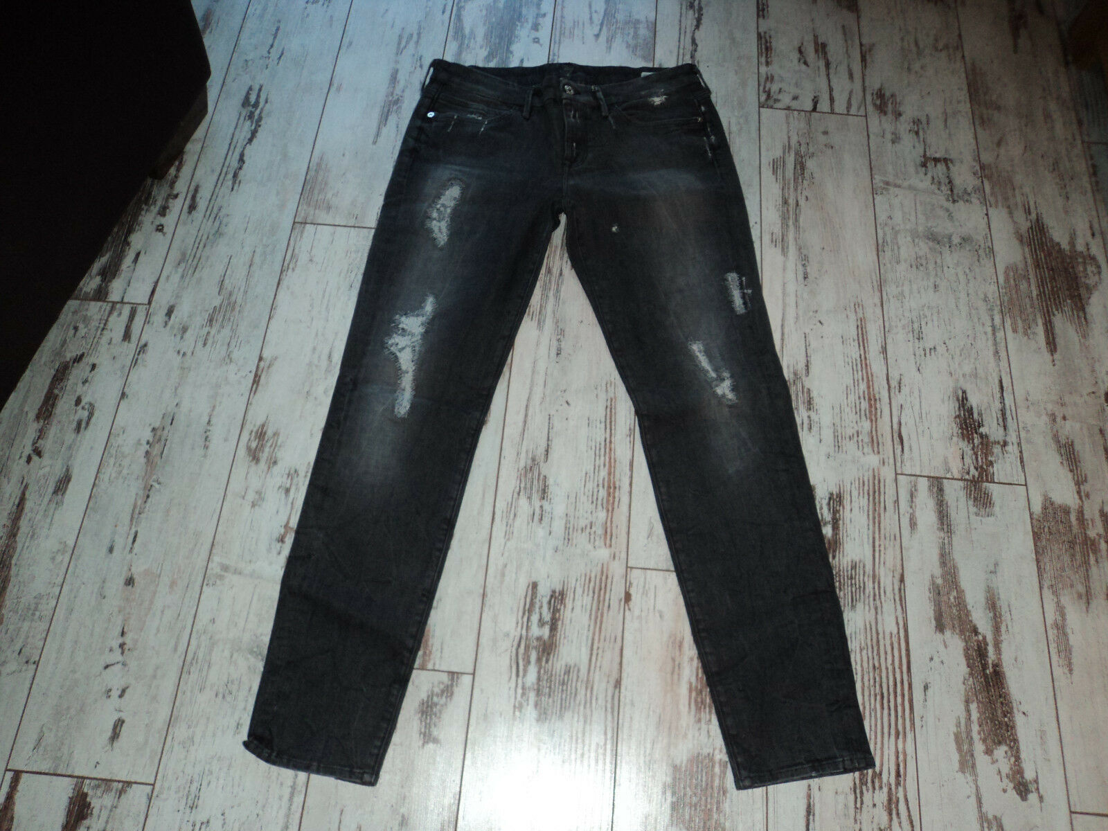 7 For All Mankind Stretch Jeans grau Gr. 30 NEU