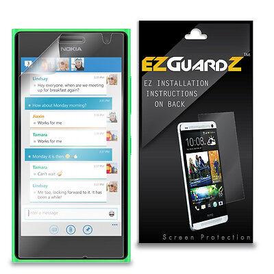 5X EZguardz NEW Screen Protector Skin Cover Shield HD 5X For Nokia Lumia 735